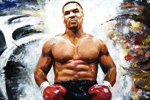 Huyền thoại Mike Tyson dũng mãnh ở tuổi 53