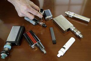 Số ca mắc bệnh liên quan tới thuốc lá điện tử vẫn gia tăng tại Mỹ
