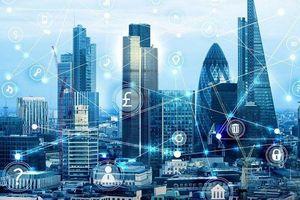 London - Mô hình trung tâm tài chính quốc tế chuẩn mực