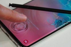 Samsung sẽ cập nhật phần mềm nhằm sửa lỗi cảm biến vân tay trên Galaxy S10/Note 10