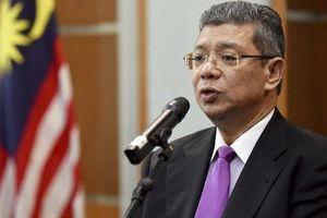 Ngoại trưởng Malaysia: Cần chuẩn bị cho nguy cơ đối đầu trên Biển Đông