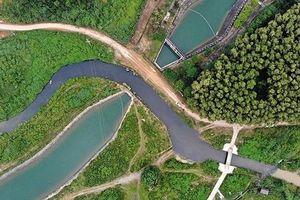 Hòa Bình kiến nghị lắp đường ống kín dẫn nước sông Đà vào nhà máy