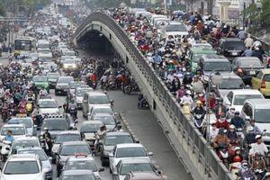 Nguyên tắc lái xe giờ cao điểm tài xế cần tuyệt đối tuân thủ