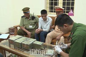 Lạng Sơn: Bắt 2 đối tượng vận chuyển 35 bánh heroin