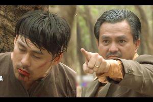 Cao Minh Đạt tra tấn chính con trai mình trong tập 41 'Tiếng Sét Trong Mưa'
