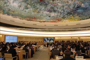 14 nước trúng cử thành viên Hội đồng Nhân quyền Liên hợp quốc