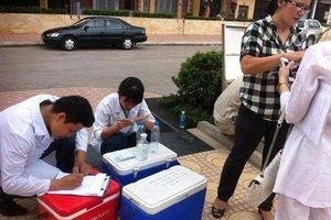 Bộ Y tế tư vấn xét nghiệm miễn phí cho cư dân vùng nước sinh hoạt bị nhiễm dầu