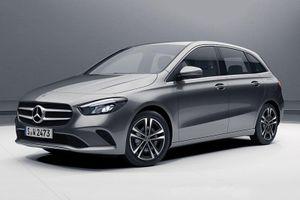 Mercedes-Benz ra mắt xe MPV giá hơn 1 tỷ đồng
