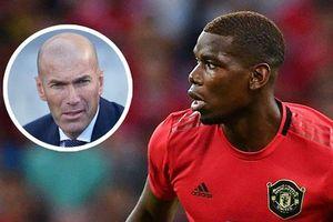 Gặp gỡ HLV Zidane, Pogba sắp 'đào tẩu' sang Real?