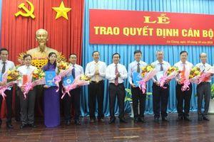 Giám đốc Sở GTVT tỉnh An Giang nhận nhiệm vụ mới