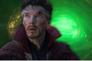 Doctor Strange vẫn có thể du hành thời gian - ngay cả khi không có đá vô cực!