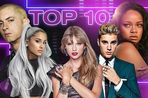 Top 10 nghệ sĩ US-UK sở hữu lượt view 'khủng' nhất trong thập kỉ (2009-2019)