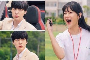 'People With Flaws' phát hành những hình ảnh đầu tiên: Ahn Jae Hyun và Oh Yeon Seo vô cùng đẹp đôi