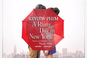 'A Rainy Day in New York' - Chuyện người trẻ đi tìm tình yêu vào ngày mưa rơi
