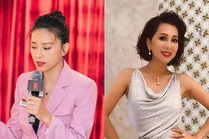 Chia sẻ triết lý, Ngô Thanh Vân bất ngờ nhận được bình luận 'mặn muối' từ MC Nguyễn Cao Kỳ Duyên