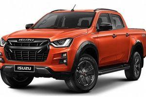 Isuzu D-Max 2020 giá gần 400 triệu đồng tự tin 'đầu' Ford Ranger