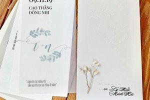Đông Nhi - Ông Cao Thắng bao chọn vé máy bay 500 khách mời, tiết lộ quy định trong lễ cưới