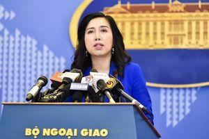 Đoàn thanh tra của Ủy ban châu Âu sẽ kiểm tra việc khắc phục 'thẻ vàng' thủy hải sản của Việt Nam