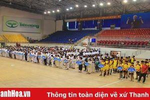 Khai mạc thi đấu các môn - Hội khỏe Phù Đổng toàn tỉnh lần thứ X – năm 2019