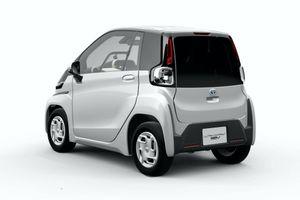 Toyota vén màn xe điện 'siêu nhỏ' tại Triển lãm Ôtô Tokyo 2019