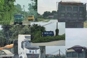 Tiếp bài 'cảng chui' và xe quá tải hoành hành ở Gia Lâm, Hà Nội: 'Con voi chui lọt lỗ kim' như thế nào?