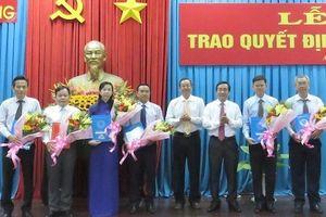 GĐ Sở TN-MT bị kỷ luật được bổ nhiệm làm Phó chánh văn phòng UBND tỉnh