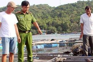 Chấm dứt tình trạng khai thác hải sản trái phép