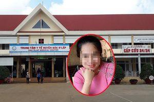 Thu hồi 39 quyết định bổ nhiệm sai ở Trung tâm Y tế huyện Đắk R'lấp