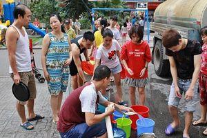 Viwasupco cấp nước bẩn: Phải bị xử lý thích đáng