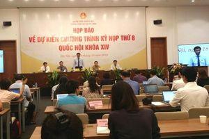Kỳ họp thứ 8, Quốc hội XIV sẽ khai mạc vào 21/10