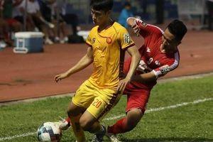 Đẩy Thanh Hóa vào vị trí nguy hiểm, HLV CLB Viettel lí giải nguyên nhân thua của đối thủ
