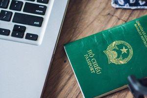 Làm mất hộ chiếu bị xử phạt tới 2 triệu đồng