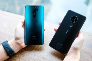 Nokia 7.2 đọ dáng với Redmi Note 8 Pro - kỳ phùng địch thủ giá 6 triệu