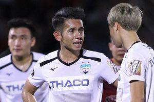 Giúp HAGL trụ hạng ở vòng áp chót V.League, HLV Hàn Quốc nói gì?
