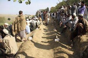 Đánh bom đền thờ Afghanistan, ít nhất 66 người thiệt mạng