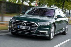 Audi A8L hybrid tiết kiệm xăng gần 3 tỷ sắp về Việt Nam