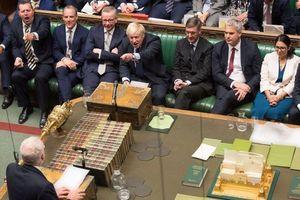 Bắt đầu họp Hạ viện Anh về bỏ phiếu Brexit, hồi hộp chờ tin