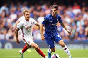 Vì sao Chelsea cất 'bom tấn' 64 triệu euro lên ghế dự bị?