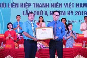 Anh Nguyễn Hồng Sáng tái cử làm Chủ tịch Hội LHTN Việt Nam tỉnh Hải Dương