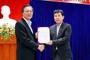 BSR: Công bố Quyết định bổ nhiệm cán bộ