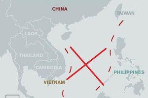 Saigontourist bị phạt 50 triệu vì phát ấn phẩm có đường lưỡi bò