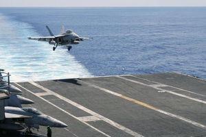 Sức mạnh của hải quân Trung Quốc ở Biển Đông không thể 'hăm dọa' Mỹ
