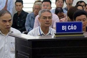 Thu 'phế' nhà thầu, lập 'quỹ đen', nhóm cựu lãnh đạo Cục Đường thủy nội địa hầu tòa
