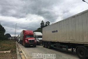 Hải quan Lạng Sơn: Nỗ lực thông quan hàng hóa tại cửa khẩu Tân Thanh