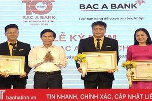 BAC A Bank Hà Tĩnh lấy khách hàng làm trọng tâm và động lực phát triển
