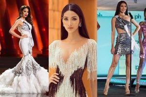 Thi Miss Universe 2019 tại Mỹ, Hoàng Thùy có phá được 'dớp' của Phạm Hương và Nguyễn Thị Loan?