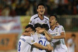 Kết quả: HAGL trụ hạng, Thanh Hóa và Khánh Hòa tranh vé play-off