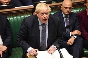 Thủ tướng Anh Boris Johnson không chấp nhận trì hoãn Brexit