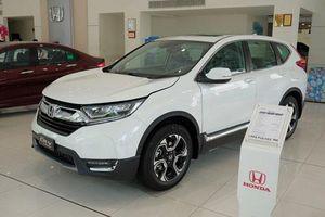 Bảng giá xe Honda CR-V 2019: Giá lăn bánh & khuyến mãi