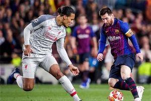 Lionel Messi nể phục Van Dijk bởi kỹ năng đặc biệt